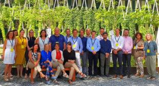 Sieben Partner aus sechs Regionen trafen sich in Murcia zum Kick-off Meeting. Foto: nh