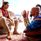 Mena Massoud als Aladdin und Will Smith als Dschinn. Foto: Daniel Smith | Disney Enterprises
