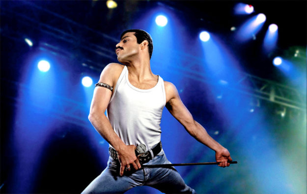 Die Figur des Freddy Mercury in »Bohemian Rhapsody«. Foto: nh