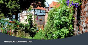 Screenshot vom Startbild »Video Museen und Kunst«. Foto: Stadt Schwalmstadt