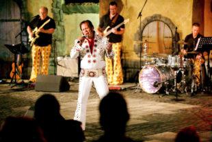 Elvis Young & The Las Vegas Kings. Foto: Rainer Sander