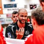 Im Bundesliga-Handball trifft das Team von Heiko Grimm, die MT Melsungen, am Sonntag vor ausverkauftem Haus im Heimspiel auf die SG-Flensburg-Handewitt. Foto: Alibek Käsler