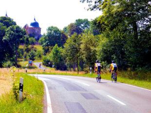 Radsport mit der Zweiradgemeinschaft Kassel. Foto: nh