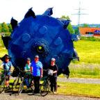 Am »Blauen Sonntag« ist Radspaß in Borken. Foto: Stadt Borken(Hessen)