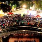 Das Konzept des Borkener Stadtparkfestes 2018 war ein voller Erfolg. Mehrere Tausend Besucher zählte das Fest. Daran wollen die Veranstalter beim Stadtparkfest 2019 wieder anknüpfen. Foto: Stadt Borken Hessen | no