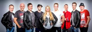 »Eine Band namens Wanda« ist der Name einer 9-köpfigen Party- und Showband, die Samstagabend ein vielseitiges Programm bieten wird. Foto: nh