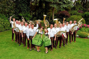 Die Schwalmtaler Blasmusikanten sind im ersten Teil des Platzkonzertes am Sonntag, 8. September, ab 13 Uhr, zu hören. Foto: no