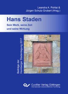 Bucherscheinung im Cuvillier-Verlag, 2019, Titelseite. Foto: Jürgen Schulz-Grobert