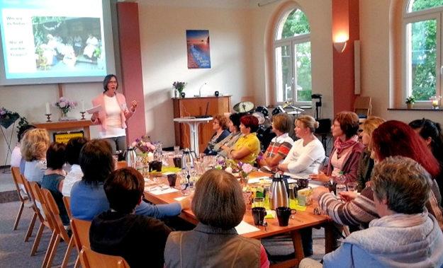 Der Wechseljahre-Vortrag ist Auftakt zu einer Veranstaltungsreihe, die von der Stadt Schwalmstadt in Zusammenarbeit mit dem Frauenbüro des Schwalm-Eder-Kreises angeboten wird. Foto: nh