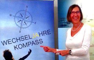 Birgit Neubert, Thüringens einzige Wechseljahre-Beraterin, kommt am 14. September in die Schwalm. Foto: nh