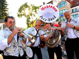 Megaphon Jazzband. Foto: nh