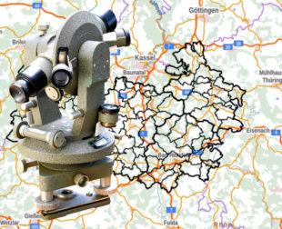 Das Geoportal Nordhessen wird am 23. August 2019 für die öffentliche Nutzung freigeschaltet. Fotos: Geoportal | Maderno
