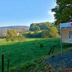Eine Radwegstation im Rotkäppchenland bei Ottrau. Foto: nh