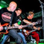 Rockmachine steuern zum 1. Gudensberg Open die Unterhaltungsmusik bei. Foto: Thomas Wirth