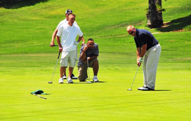 Drei Golfturniere mit großer Teilnehmerzahl erlebten die Gäste der »Offenen Woche 2019« im Kurhessischen Golfclub Oberaula/Bad Hersfeld e.V. Symbolfoto: skeeze | Pixabay