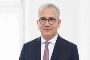 Minister Tarek Al-Wazir. Foto: © HMWEVW