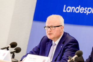 Hessens Finanzminister Dr. Thomas Schäfer. © Sabrina Feige | HMdF