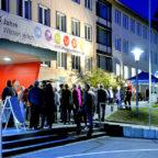 Die Lange Nacht der Volkshochschule war mit über 400 Gästen ein durchschlagender Erfolg. Foto: nh