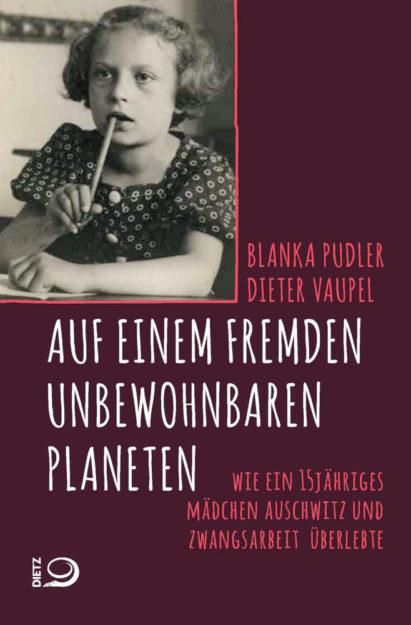 Das Cover des Buches, das Autor Dieter Vaupel und Alida Scheibli aus Felsberg am 9. Oktober im Gießhaus vorstellen werden. Gestaltung: Dietz-Verlag