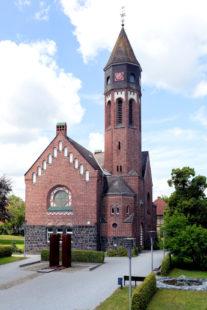 Das Forum Diakonische Kirche lädt zur Diskussion und zum Mitreden in die Hephata-Kirche ein. Foto: Stefan Betzler | Hephata