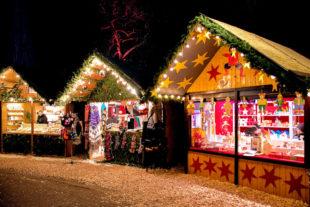 Für den Melsunger Weihnachtsmarkt im Winterwald hat die Stadt noch einige Standkapazitäten zu vergeben. Foto: Cornelia Schneider   Pixabay