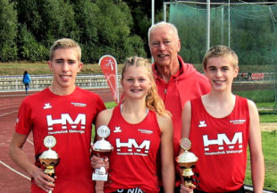 Die Melsunger stellten bei den Männern, Frauen und Schülern den Cup-Sieger und belegten bei den Schülerinnen den 2. Platz. Foto: nh