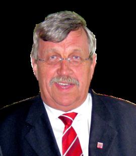 Dr. Walter Lübcke (*22.08.1953 – 02.06.2019). Erschossen im Garten seines Wohnhauses in Istha. Foto: Schmidtkunz