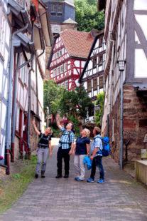 Gudensberg. Zu einer besonderen Stadtführung zu seinen historischen Wurzeln lädt Gudensberg für Samstag, 14. September, ab 14.00 Uhr ein.