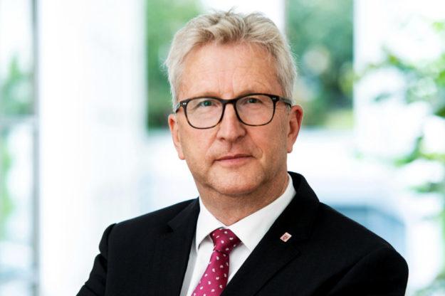 Hermann Josef Klüber. Foto: Regierungspräsidium Kassel