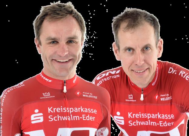 Hans Hutschenreuter und Axel Hauschke. Fotos: Christiane Laabs