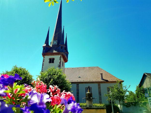 Das Herbst- & Kürbisfest lockt am 22. September auf den Oberaulaer Marktplatz. Foto: nh