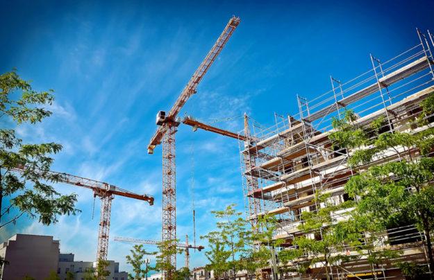 Hessens Wohnbauten sollen bis 2050 klimaneutral werden. Symbolfoto: Michael Gaida | Pixabay