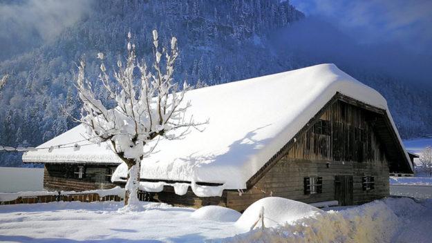 Winterstimmung im Berchtesgadener Land. Foto: Michael Römer | Pixabay