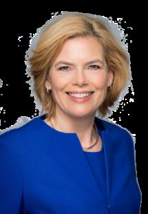 Julia Klöckner, Bundesministerin für Ernährung, Landwirtschaft. Quelle: BPA | Steffen Kugler