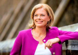 Julia Klöckner, Bundesministerin für Ernährung, Landwirtschaft. Quelle: CDU Rheinland-Pfalz