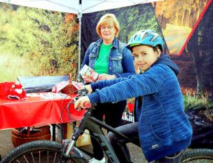 Der letzte Radspaß 2019 führt nach Oberaula-Hausen zum Kartoffelfest. Foto: Tourismusservice Rotkäppchenland
