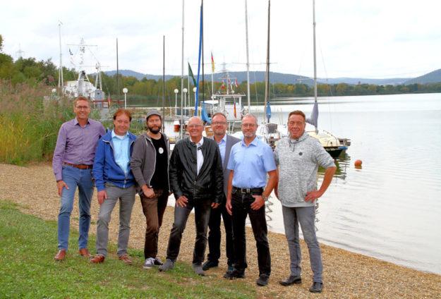 UNIPER hat einer Borkener Bietergemeinschaft den Zuschlag für den Kauf des Singliser Sees erteilt. Foto: Stadt Borken, Hessen
