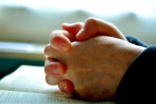 Betende Hände. Foto: congerdesign | Pixabay