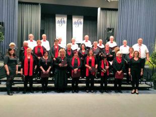 Der Homberger Chor cantare musica wurde Leistungschor mit Gold-Prädikat. Foto: nh