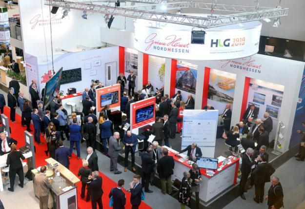 Auf der weltgrößten Immobilienmesse stießen die Präsentationen der GrimmHeimat NordHessen auf großes Interesse. Foto: Regionalmanagement Nordhessen