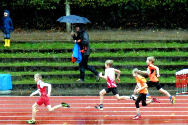 Die Regenmeisterschaften von Hamburg ließen Jean Heilmann fast unbeeindruckt. Foto: nh