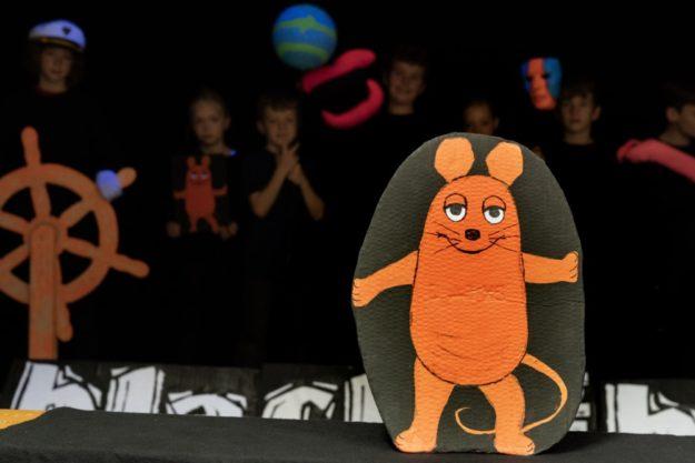 Türöffner-Tag mit der Sendung mit der Maus. Foto: Stefan Bätzler | nh