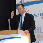 Engin Eroglu, Europaabgeordneter und Landesvorsitzender FREIE WÄHLER Hessen. Foto: nh