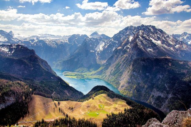 Ein Urlaubsparadies: Der Königssee im Berchtesgadener Land. Foto: Evgeni Tcherkasski | Pixabay