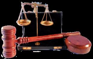 Hammer und Waage, die Symbole der Justiz. Foto: nh