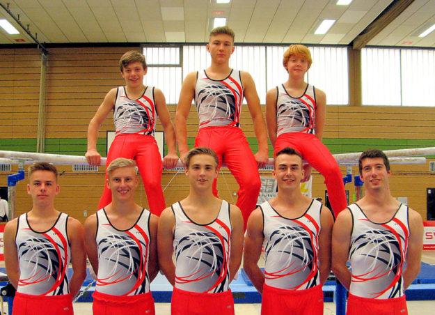 Die Männermannschaft der MT Melsungen will in der Oberliga der Turner Fuß fassen. Foto: nh