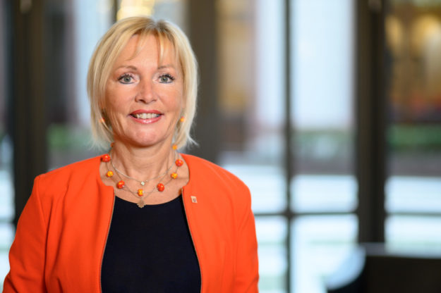 Ministerin für Digitale Strategie und Entwicklung Prof. Dr. Kristina Sinemus. Foto: Salome Roessler | Staatskanzlei