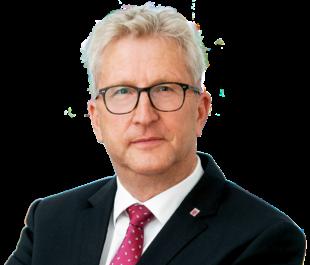 RP Hermann-Josef Klüber. Foto: Regierungspräsidium Kassel