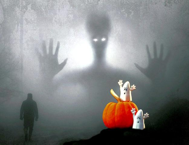 """Die Nacht der Schrecken und der Späße sollte nicht aus dem Ruder laufen, sonst endet """"Süßes oder Saures"""" leicht vor dem Richter. Repro: nh"""