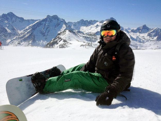 Da setzt di' auf den … – Die Sportjugenden bieten klasse Wintersport-Freizeiten für Jugendliche von 12 bis 15. Foto: Adrian Wheels | Pixabay